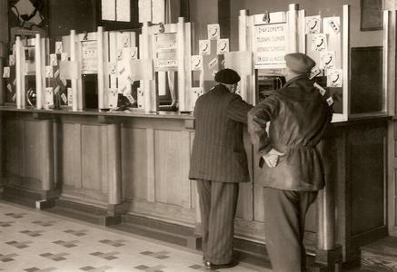 Postes et ptt - Bureau de poste gare de l est ...