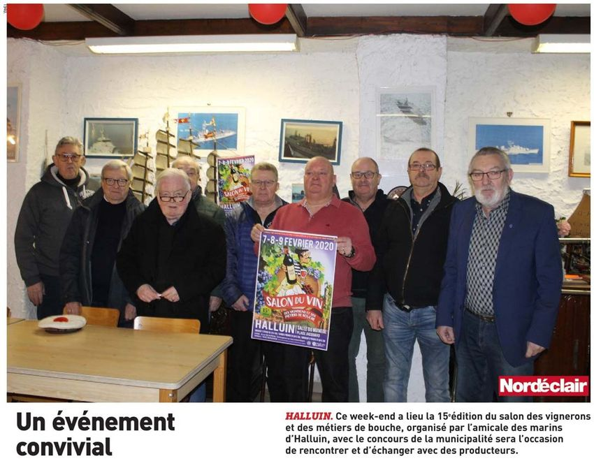 20200204 PHOTO Vignerons NE revue de presse