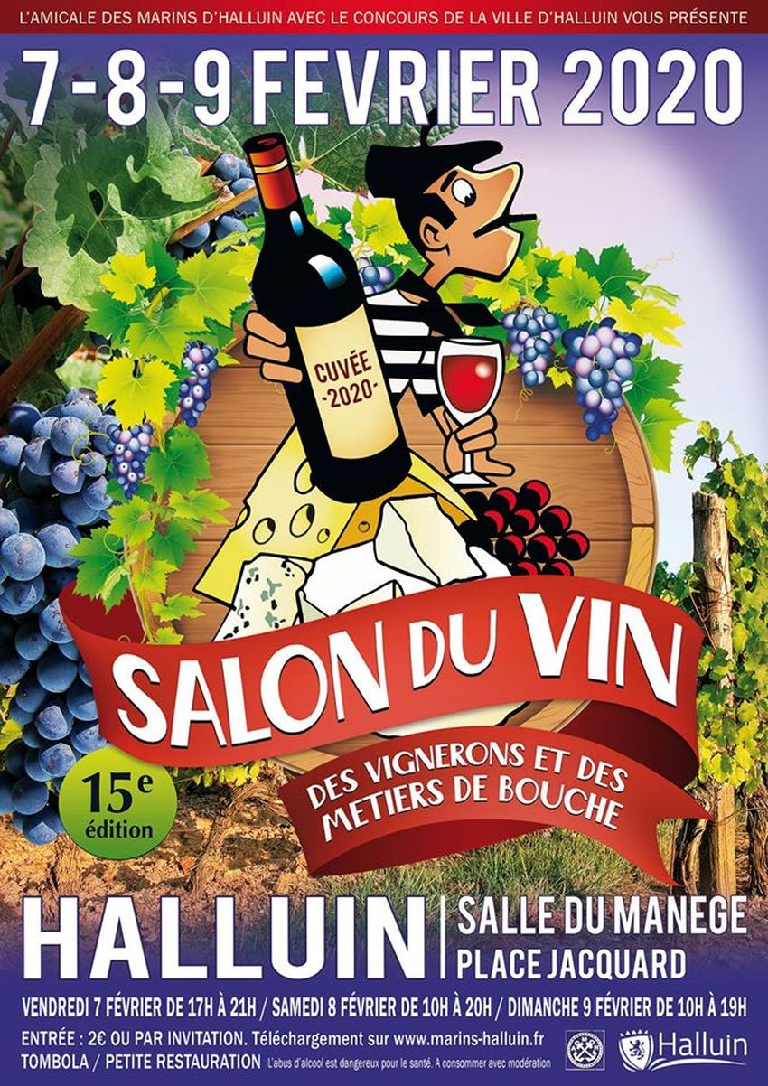 salon vignerons o