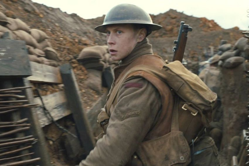 film 1917 annonce