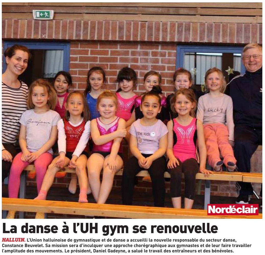 20190403 Danse UH Gym PHOTO NE revue de presse